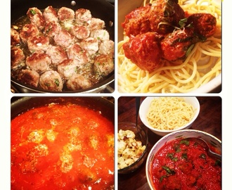 Fool proof meatballs!