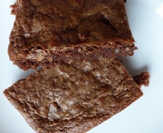 Nougat-Brownies – sooo lecker!