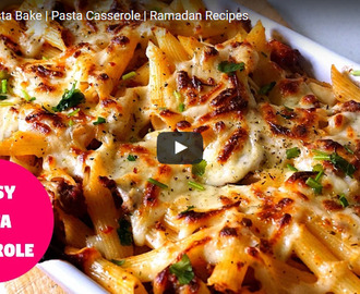 Cheesy Pasta Bake Recipe Video
