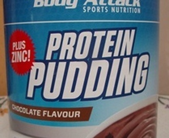 Body Attack Protein Pudding Im Test