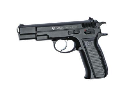 CZ75 - Metal Slide Blowback