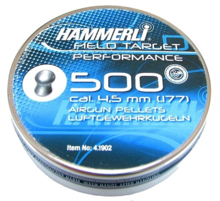 Hämmerli FT Performance 4.5mm - 500stk