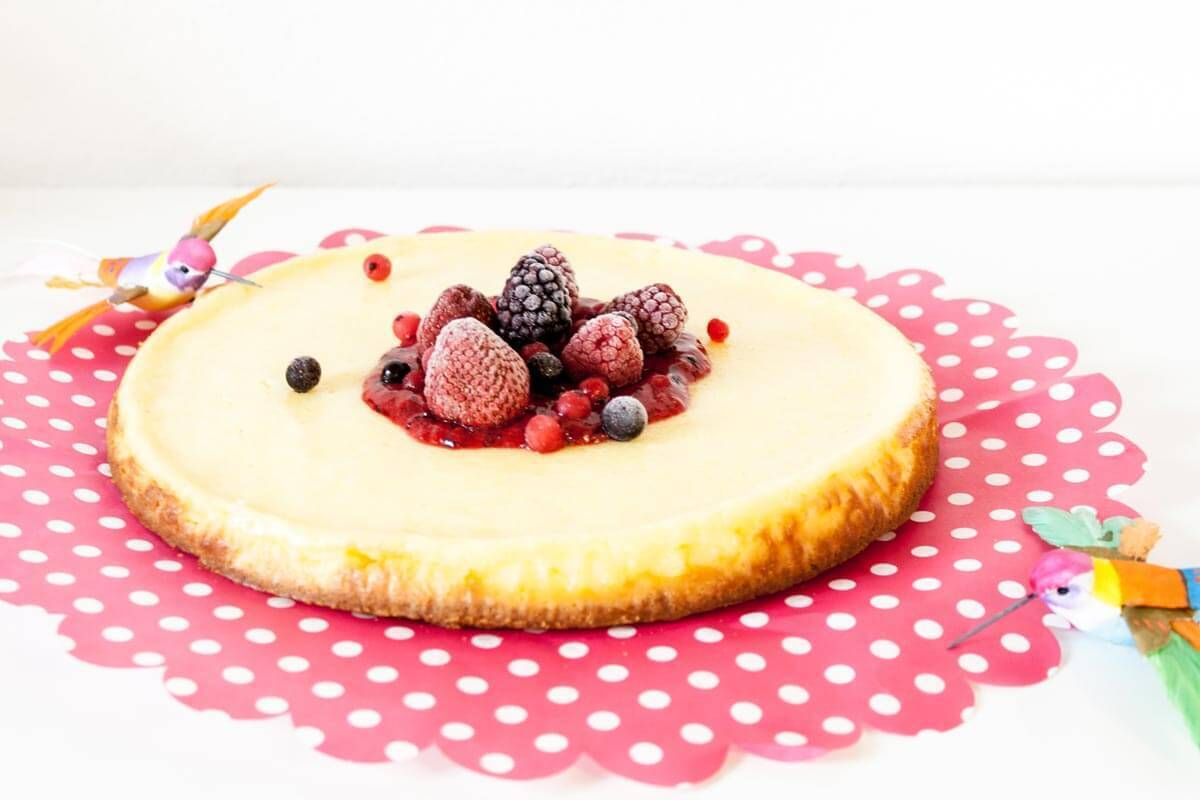 leckerer American Cheesecake