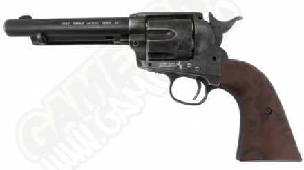 Colt Peacemaker SAA .45 - 4.5mm BB - Antique