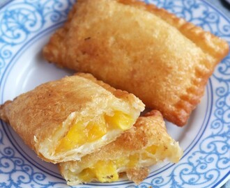 Peach Mango Pocket Pies