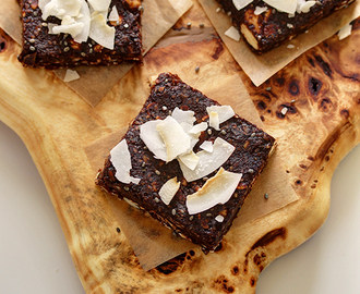 Energetske pločice / Raw Brownies