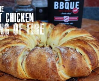 BBQUE Hot Chicken Ring of Fire