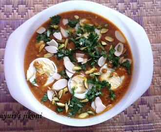 311. Mughlai egg curry