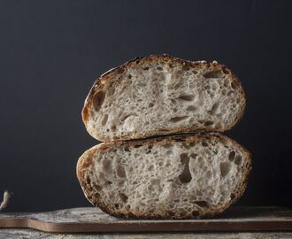 Sourdough bread for beginners ~ Surdegsbröd för nybörjare