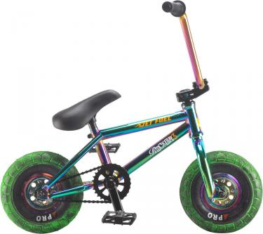 Rocker 3 Crazymain Jet Fuel Mini BMX