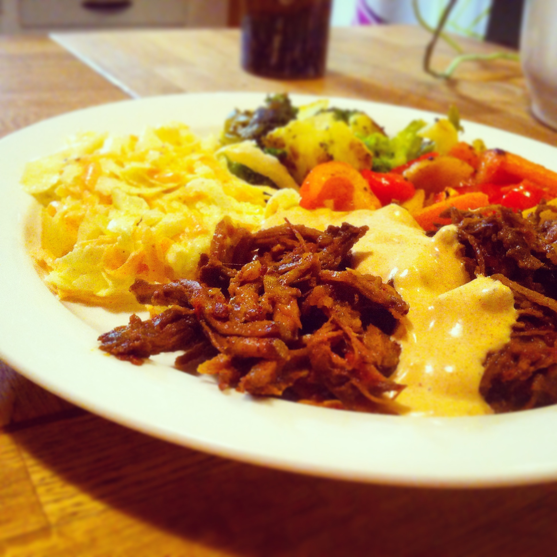 Pulled Moose – LCHF