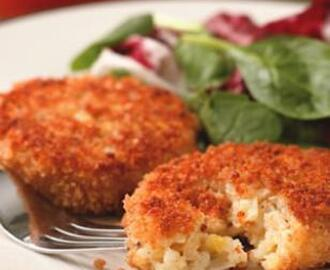 Risotto Cakes