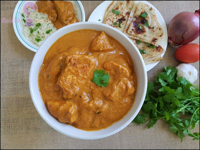 Homemade Chicken Tikka Masala