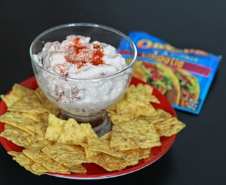 Spicy Creamy Dip (with a twist)