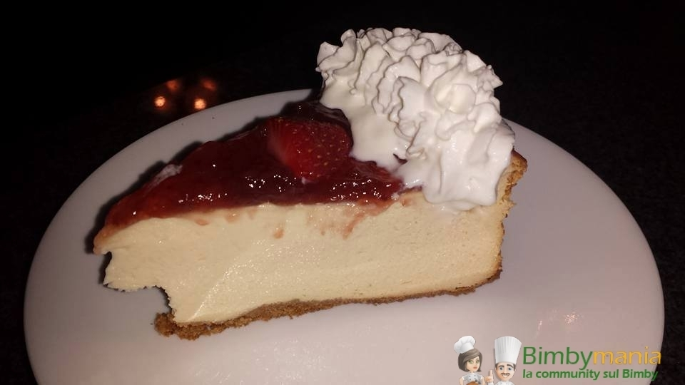 New York Cheesecake Bimby