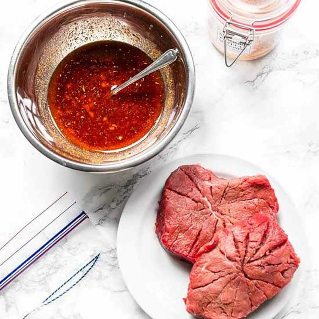 Mexican Steak Marinade