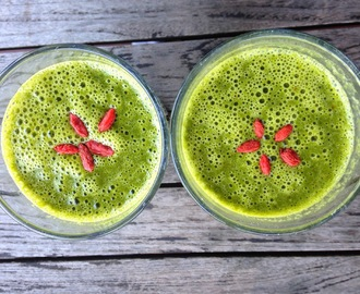 Zielone smoothie - Fit & Detox