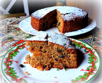 Quick Fruited Tea Cake