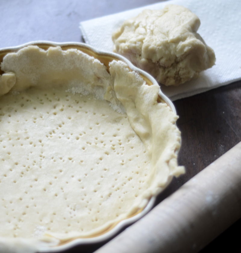 Perfect Pie Crust Ina Garten