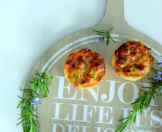 Herzhafte Mini-Quiches // Fingerfood