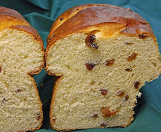 Sweet Bread Rhineland Style – Authentic German