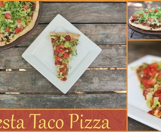 Cooking With Wildtree: Fiesta Taco Pizza