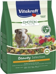 Kaninfoder Vitakraft Emotion Beauty Adult Marsvin, 1,5 kg