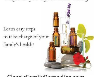 Free Online Essential Oil Classes