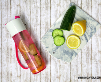 [drinks...] Fruit Infused Water + Rosti Mepal Give Away