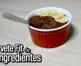 Sorvete Fit de 3 Ingredientes