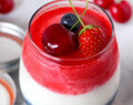 Triple Berry Frozen Smoothies Recipe