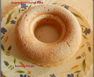 Quatre-Quart Bundt Cake#BundtBakers
