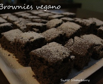 Brownies Vegano