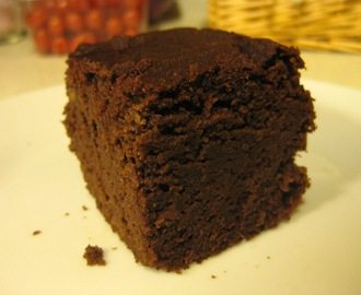 Gluten-Free Chocolate Coconut Cake