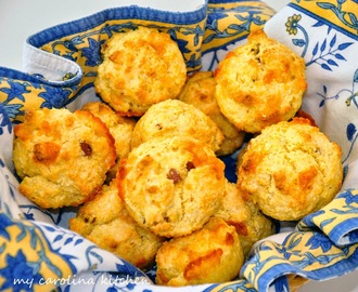Hearty Ham and Cheese Muffins for On-the-go Breakfasts