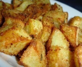 Patate sabbiose in forno