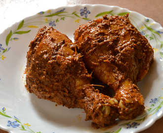 Kerala Chicken Fry