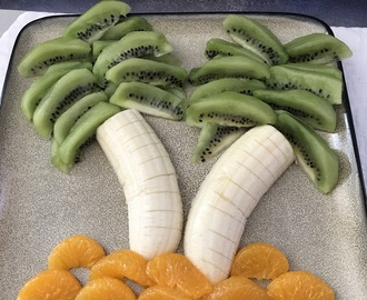Two Fun Ways with Fruit for Kids