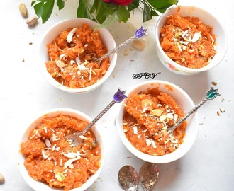 Gajar Halwa Recipe/Gajar Halwa Pressure Cooker Method