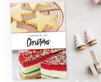 Thermomix Christmas Recipes | Sweets, Treats & Desserts