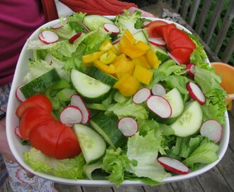 Recipe of the Day: Jamaican Garden Salad