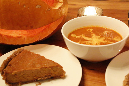 Halloween Feast pt.1 – Gory Tomato Soup