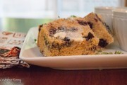 Sweet Blueberry, Lemon and Thyme Bread Recipe