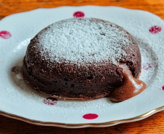 Chocolate fondant - and how to get it right!