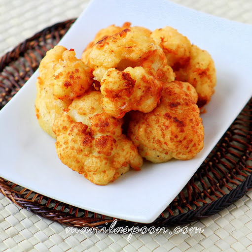 Cavolfiore Fritto (Deep-fried Cauliflower)