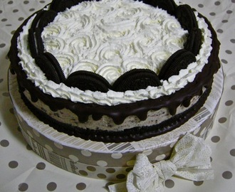Oreo birthday cheesecake