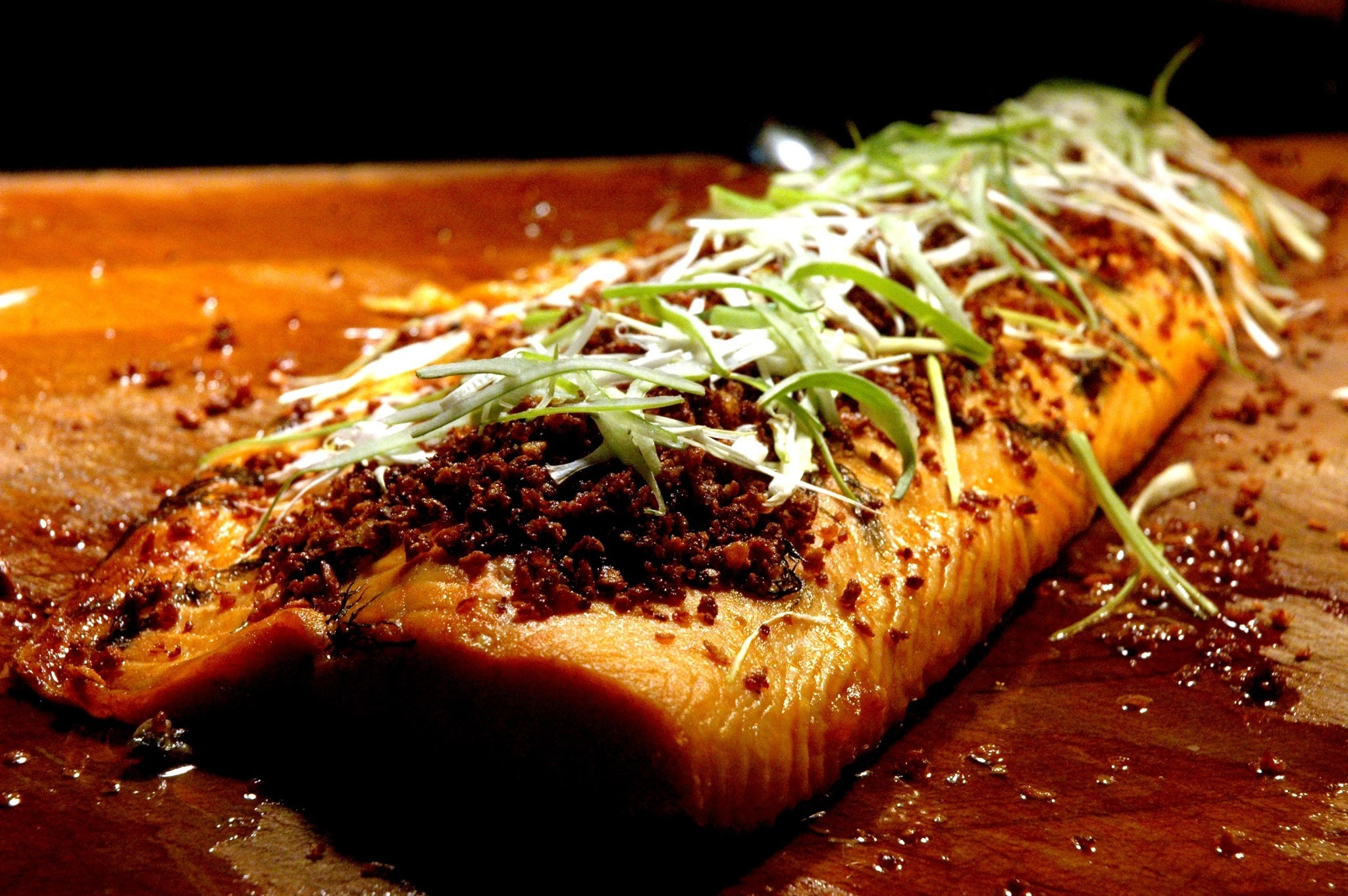Salmon 100 Ways and More: Salmon Nights at Diamond Hotel's Corniche