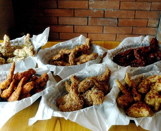 Wings Over City Golf: Frankie's New York Buffalo Wings