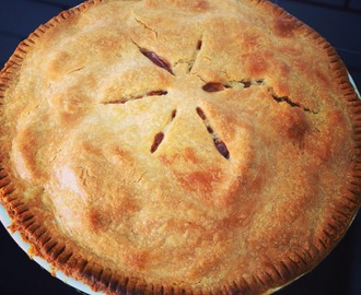 MICHIGAN APPLE PIE