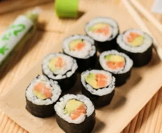 Resep Sushi Roll Spesial